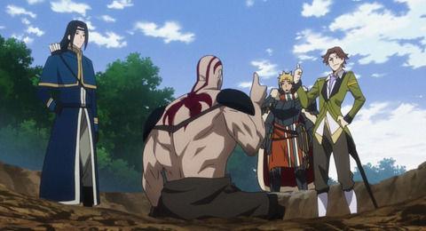 アニメ - 《グランクレスト戦記》23話感想・画像 今までの領主が勢揃いしたこのオールスター感