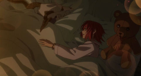 アニメ - 《魔法使いの嫁》18話感想・画像 チセとステラが仲良くなったけど、それに嫉妬して暴走するエリアス