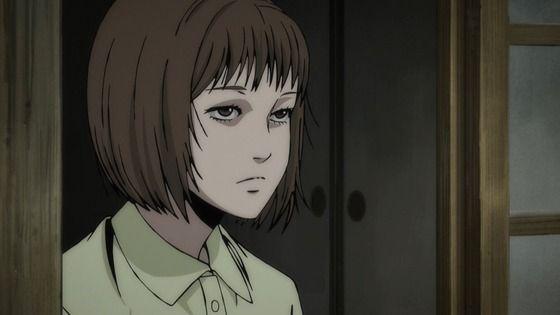 アニメ - 伊藤潤二『コレクション』 第4話 感想:主人公何もしてないけどリナちゃん無事で良かった!