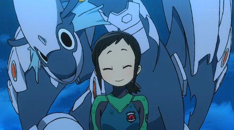 アニメ - 《ひそねとまそたん》2話感想・画像 名緒さんとまそたんとひそねの友情