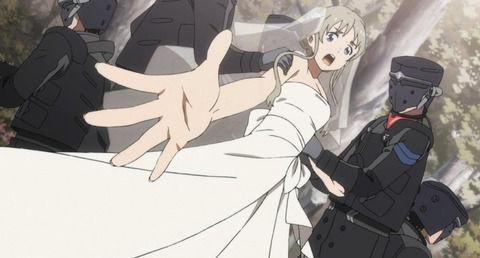 アニメ - 《ダーリン・イン・ザ・フランキス(ダリフラ)》19話感想・画像 穢された結婚式!幸せな未来はなさそうな世界だけど、ここまで叩き潰すほどなのか