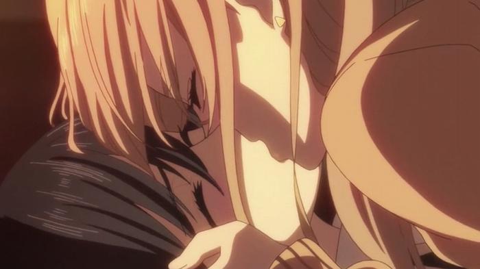 【citrus -シトラス-】 第3話 キャプ感想 こんなお姉ちゃんでゴメン…、柚子ちゃんから芽衣ちゃんにキスきたー!!
