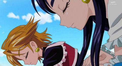 アニメ - 《HUGっと!プリキュア》21話感想・画像 初代プリキュア降臨!これは熱すぎる