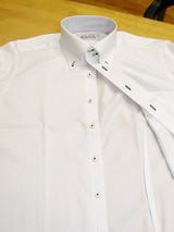 背ダーツシャツ02