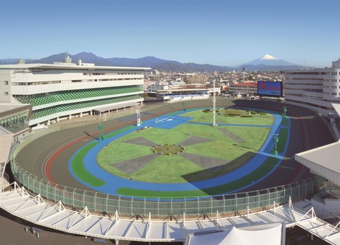 ★H26静岡競輪場全景
