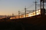夕焼け電車-2