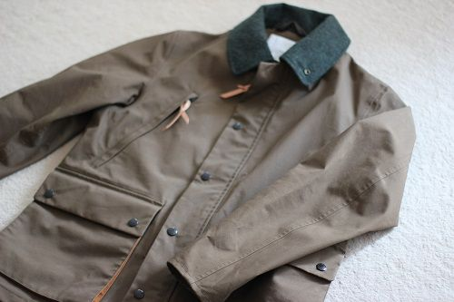 nanamica GORE-TEXR Field Jacket
