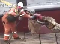 【事故死】海の力がどれほど強力か一発でわかる映像がこちら