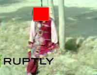 【閲覧注意】彼氏とその友人にレイプされ殺され吊るされた美女