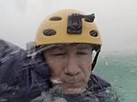 命がけの台風レポート。観測史上最強カテゴリー5台風をカメラを持って体験してみた。