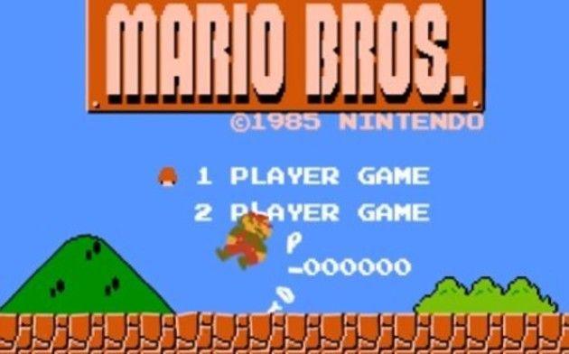 【動画】 凄いトリップ感満点のドロドロのマリオ。ジェリーマリオがヤバいw!!