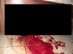【閲覧注意】恐ろしい画像。「彼女が浮気したので…」(5枚)