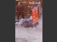 【衝撃映像】中国の犬肉レストランの舞台裏見ておく?