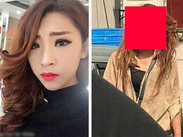 【閲覧注意】不倫相手の妻に呼び出された20歳の女のビフォーアフター・・・(画像9枚)