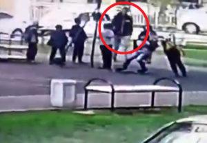 【動画】お父さん、息子をいじめてる9歳の男の子をボコボコにしてしまう・・・