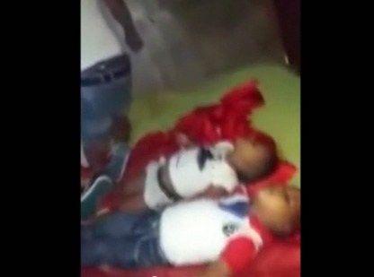 【閲覧注意】自殺するのに自分の子供まで巻き込んだ父親の殺害現場がカオス過ぎた・・・ ※動画