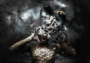"""【閲覧注意】うつ病の男性、""""触ったら絶対に死ぬモノ"""" を触り死亡。衝撃の瞬間"""