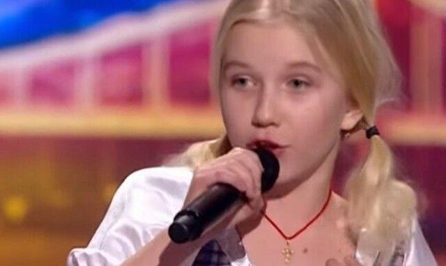 【動画】 ウクライナの少女がオーディションで歌ったヨーデルが凄い!!
