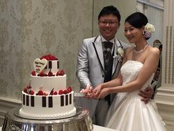 大竹先生結婚式6