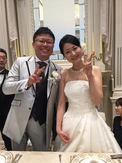 大竹先生結婚式5