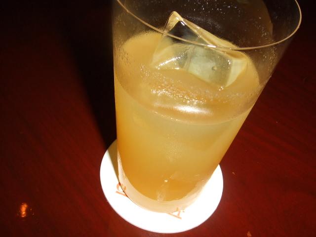ガスライトパイナップルジュース
