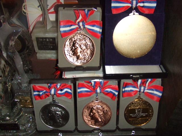 ガスライトメダル