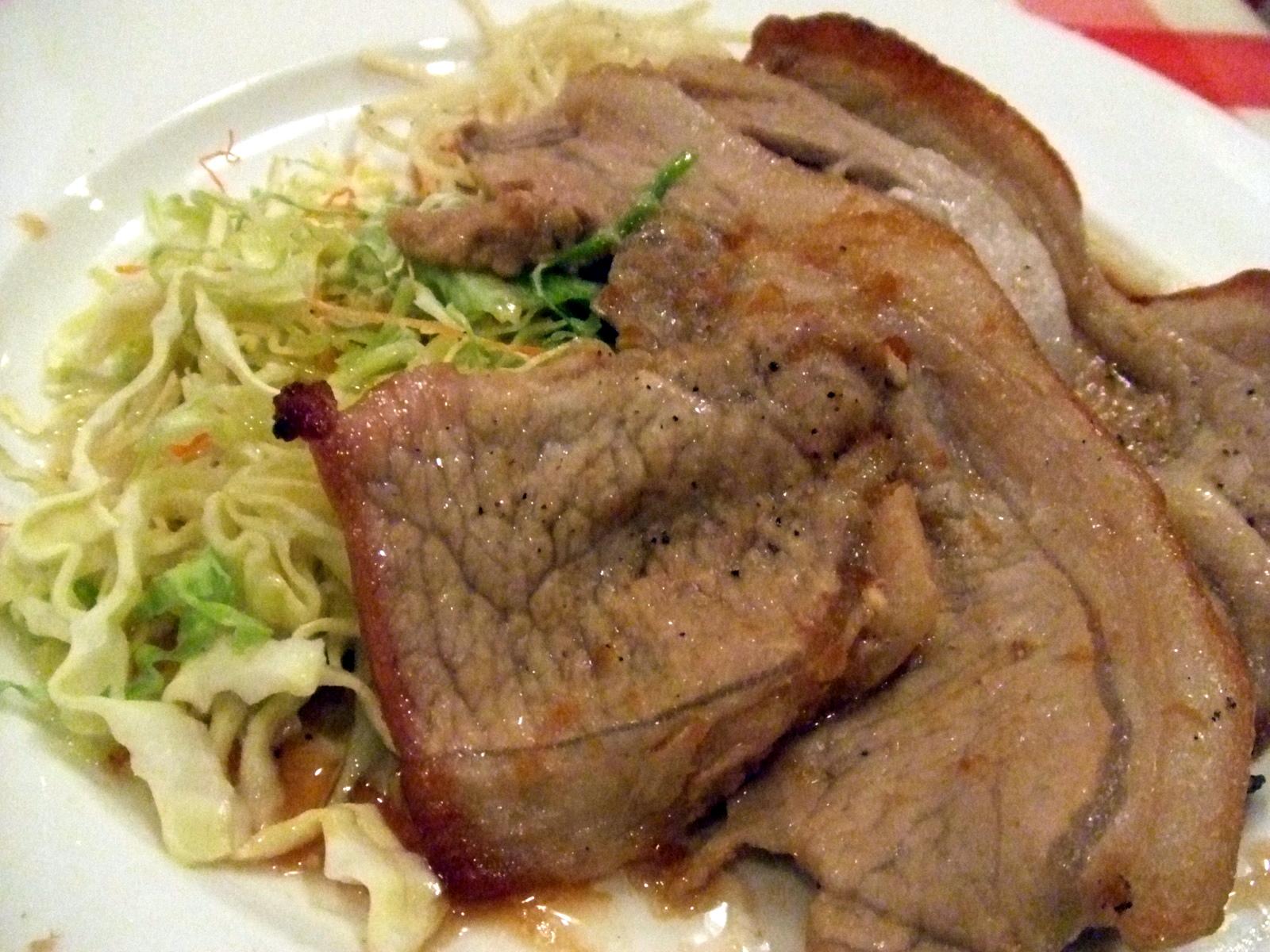 シシリアお肉