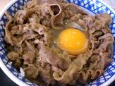 漢さんの特盛り生卵