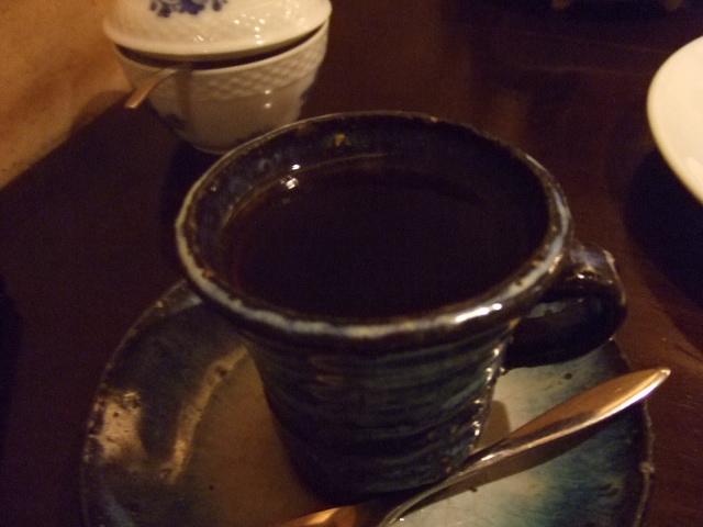 香咲ホットコーヒー