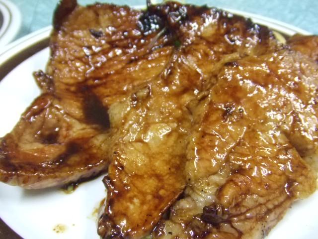 富士ランチお肉