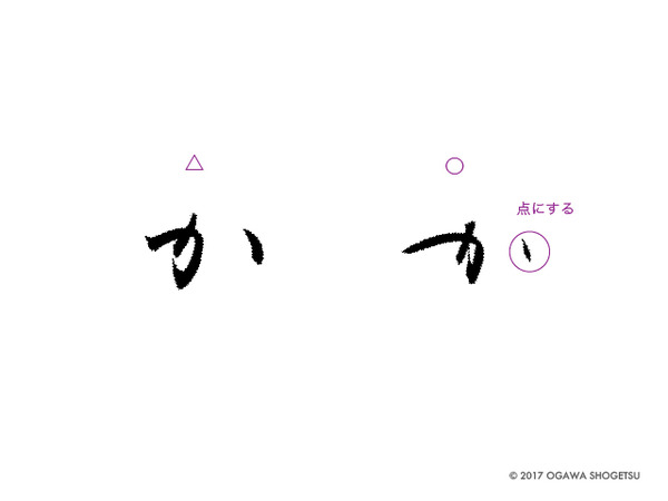 書き方_か