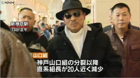 山口組長ダッフル