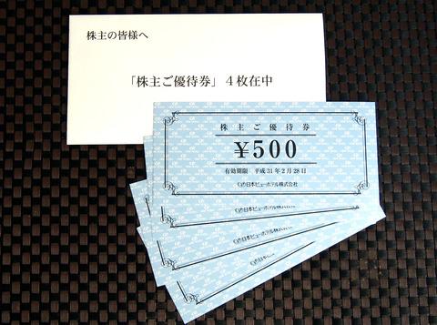 日本ビューホテル1804