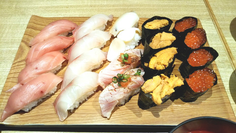 雛寿司 (5)