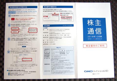 GMOフィナンシャル1806