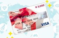 Visaギフトカード他