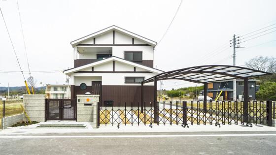京都の注文住宅 和モダンの家
