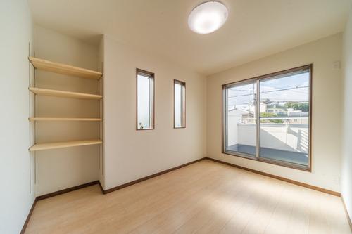 空間の中に本棚