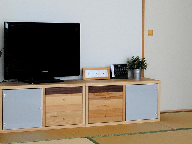 テレビボード2