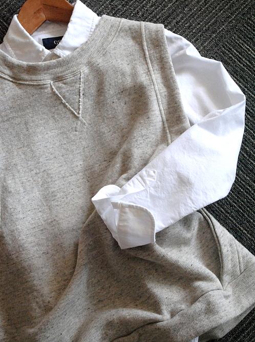 白シャツと