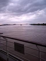 ニューオリンズミシシッピー川