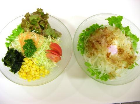 22 サラダ2種