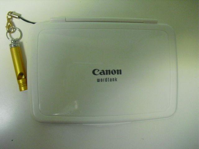 CANONワードタンクIDP-610E