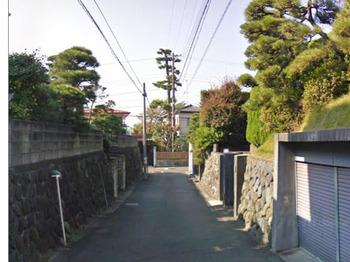 鵠沼藤が谷ロケ