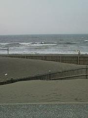 20100814朝の海