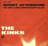 THE KINKS / Sunny Afternoon 7