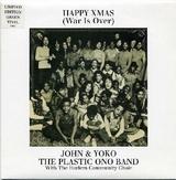 JOHN & YOKO / Happy Xmas 7