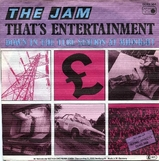 THE JAM / That's Entertainment