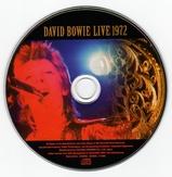 DAVID BOWIE / Live 1972