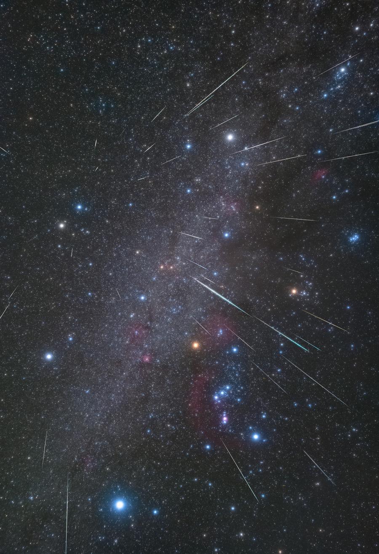ふたご座流星群2020_2